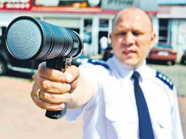 Policja ma nową broń na piratów drogowych za 100 tys. zł