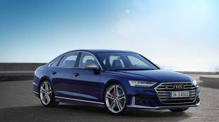 Audi S8. Luksus i sportowe osiagi