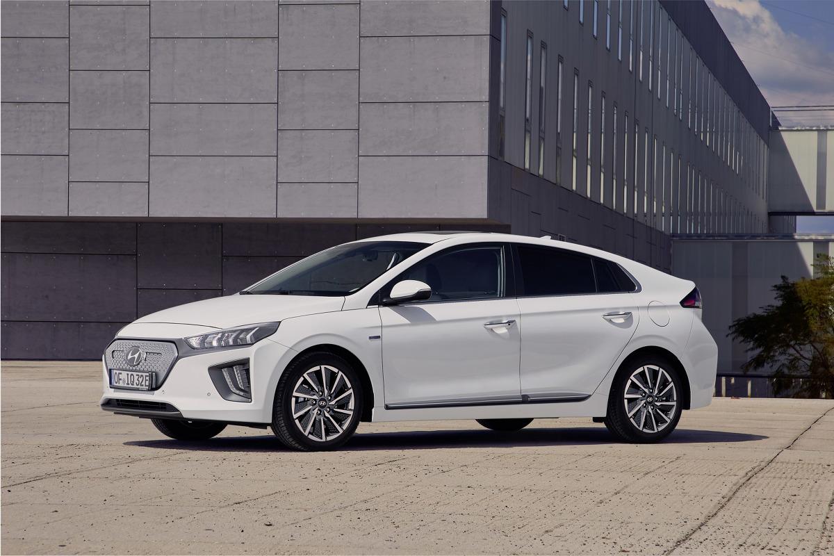 Hyundai Ioniq. Fot. Hyundai