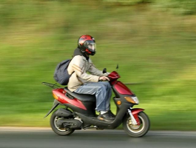 Będzie nowa kategoria prawa jazdy AM - na skutery