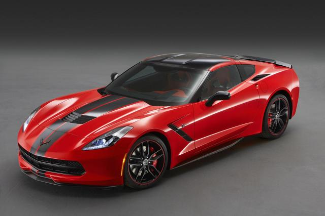 Chevrolet Corvette Stingray Coupe Pacific concept / Fot. Chevrolet