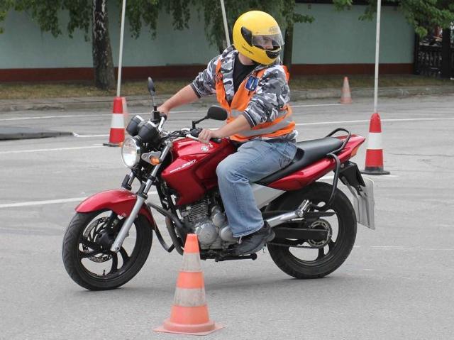 Motocyklowe prawo jazdy - będzie ostra jazda na egzaminie