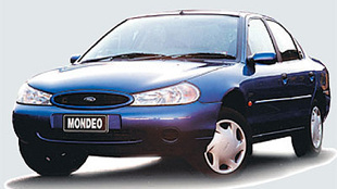 Ford Mondeo II (1996 - 2000) Sedan