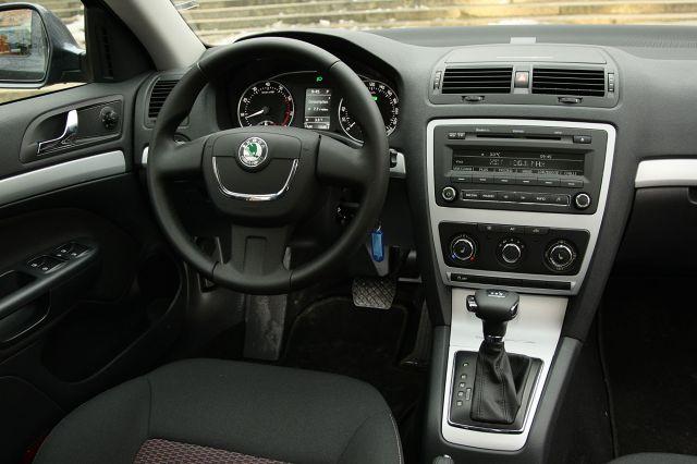 zdjęcie Skoda Octavia Hatchback