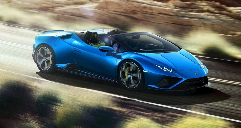 Zdjęcie ilustracyjne / Fot. Lamborghini
