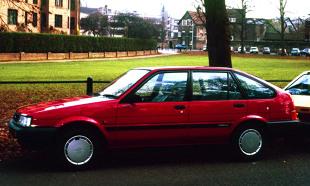 Toyota Corolla V (1983 - 1987) Hatchback