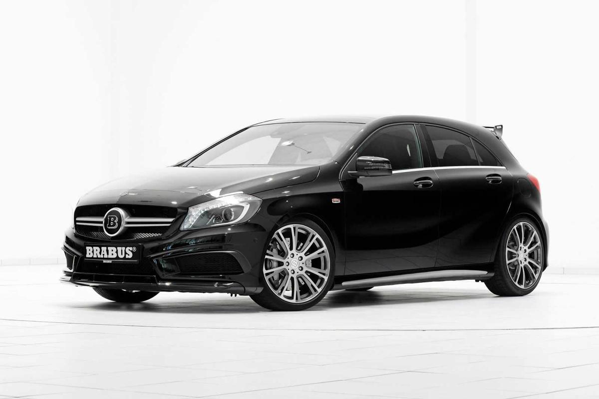 Mercedes-Benz A45 AMG / Fot. Brabus