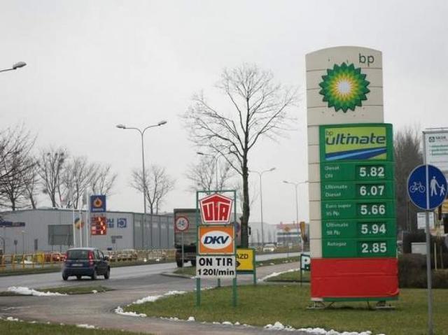 Paliwa coraz droższe. W Słupsku już 6 złotych za litr