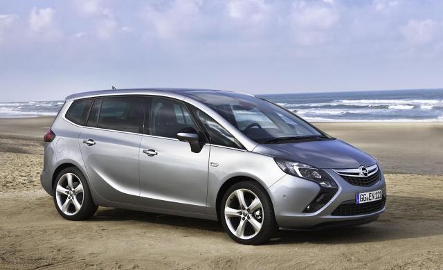 Opel Zafira 1.6 CDTI ecoFLEX / Fot. Opel
