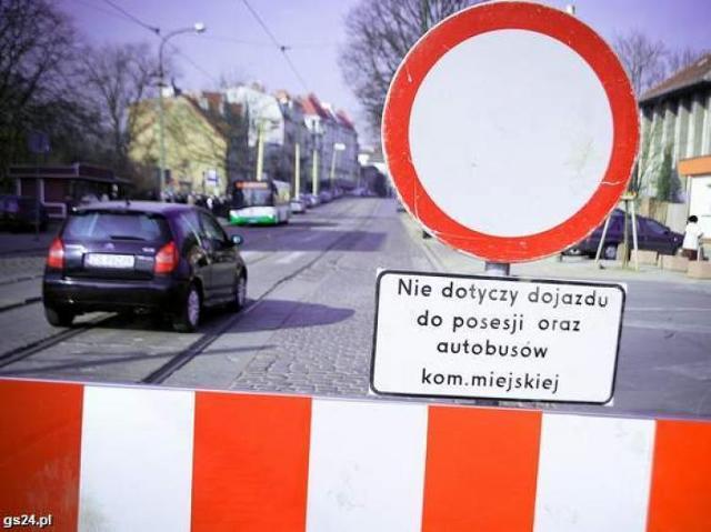 Szczecin: Zmiany w organizacji ruchu na Arkońskiej