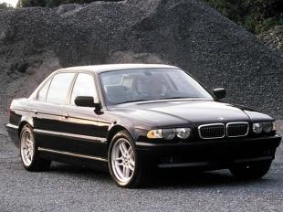 BMW SERIA 7 III (E38) (1994 - 2001) Sedan [E38]