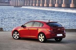 Chevrolet Cruze (2008 - teraz)