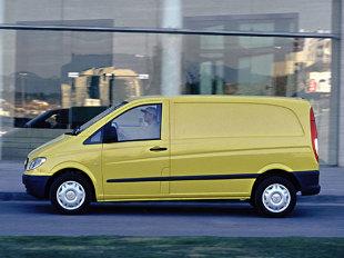 Mercedes-Benz Vito W639 (2003 - teraz)