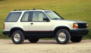 Ford Explorer I (1991 - 1994) SUV