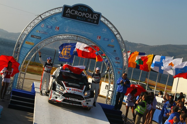 Fot:  LOTOS Rally Team