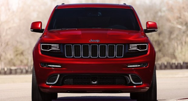 Jeep Grand Cherokee SRT 2015 / Fot. Jeep
