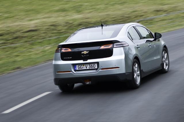 Chevrolet Volt Zdjęcie Chevrolet Volt Foto