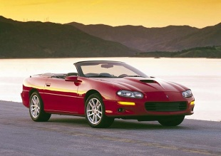 Chevrolet Camaro IV (1993 - 2002) Kabriolet