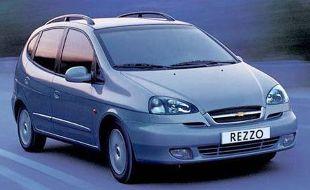 Chevrolet Rezzo (2004 - 2008)