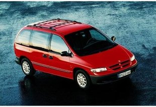 Chrysler Town & Country III (1995 - 2000) Van