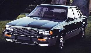 Cadillac Cimarron I (1982 - 1988) Sedan