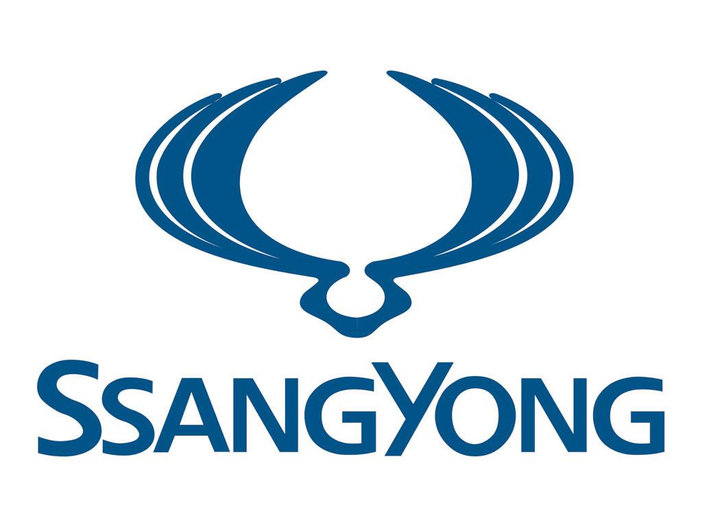 SsangYong logo / Fot. SsangYong