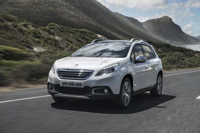 zdjęcie Peugeot 2008