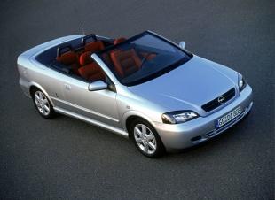 Opel Astra G (1998 - 2009) Kabriolet