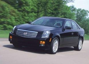 Cadillac CTS I (2003 - 2007) Sedan