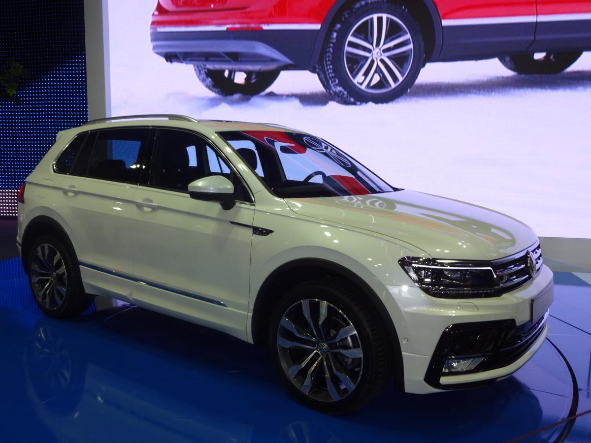 Volkswagen na Poznań Motor Show  Fot. Tomasz Szmandra