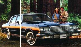 Buick LeSabre V (1977 - 1985) Sedan