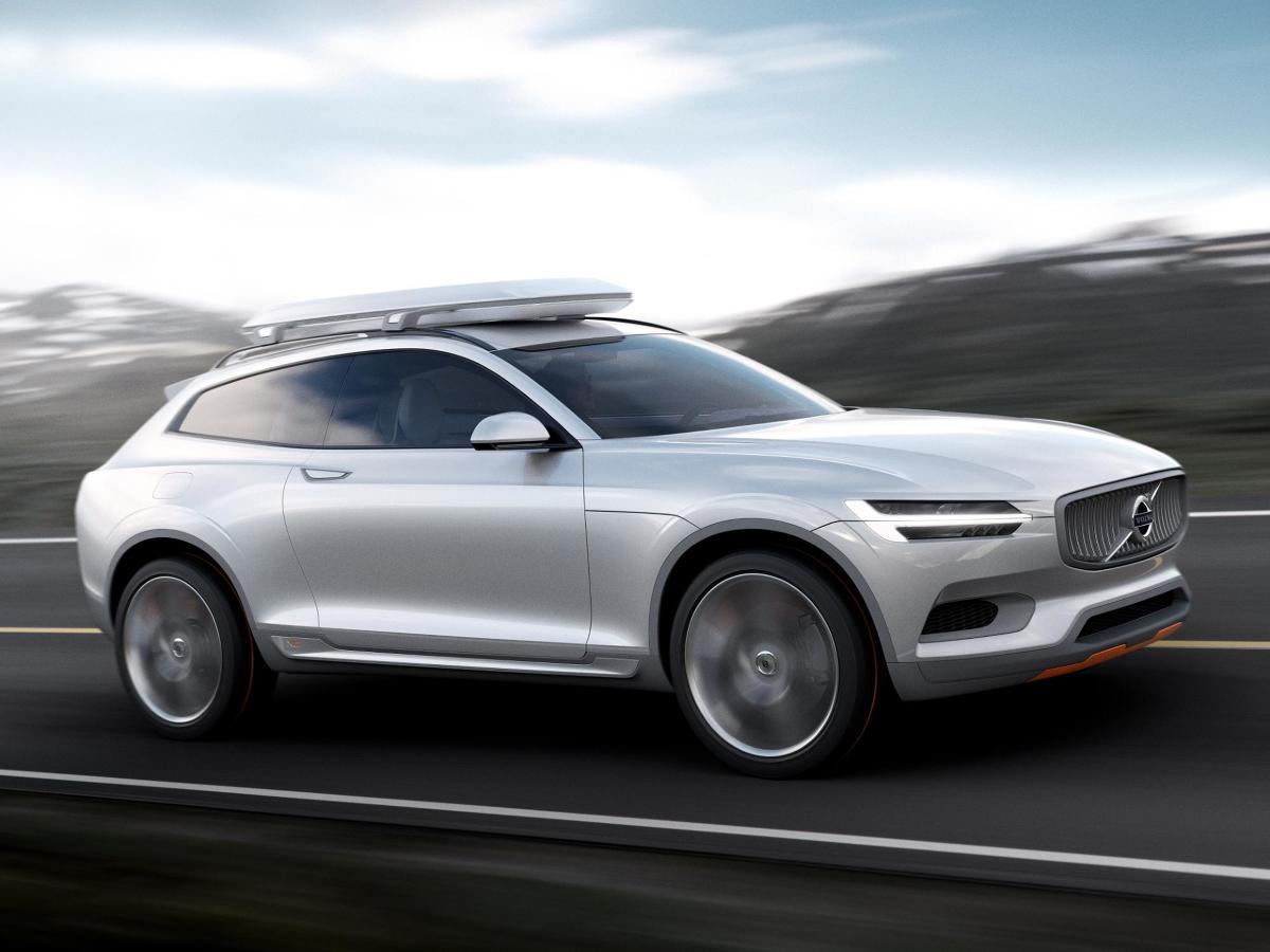 Volvo Concept XC Coupe / Fot. Volvo