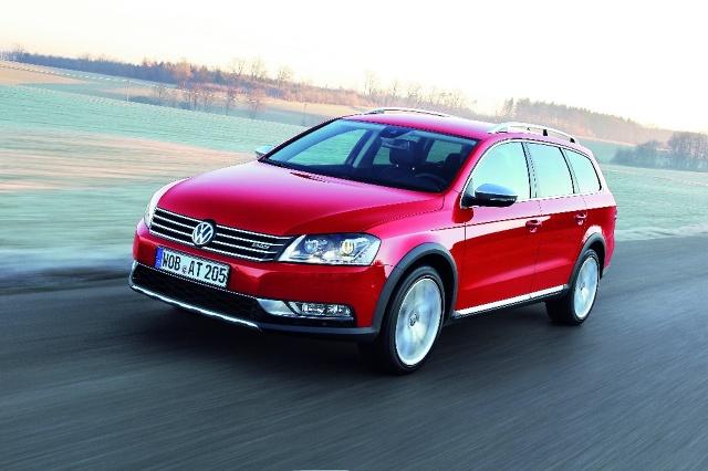 zdjęcie Volkswagen Passat Alltrack