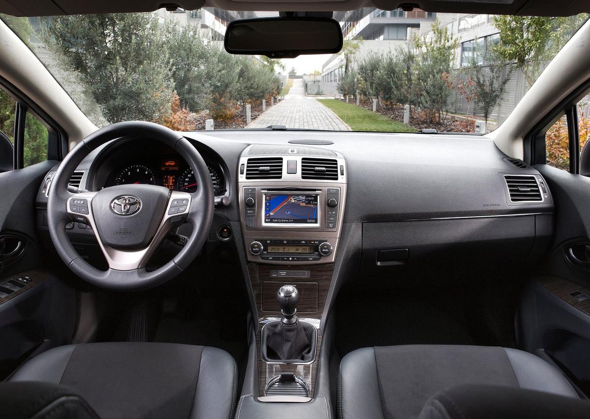 Uzywana Toyota Avensis Iii 2008 2015 Czy Warto Kupic