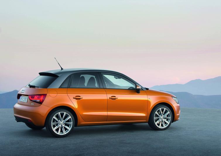 Audi A1 Sportback - wersja 5-drzwiowa (ZDJĘCIA)