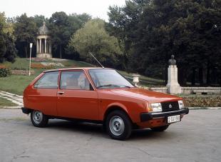 Oltcit Club (1981 - 1995) Hatchback