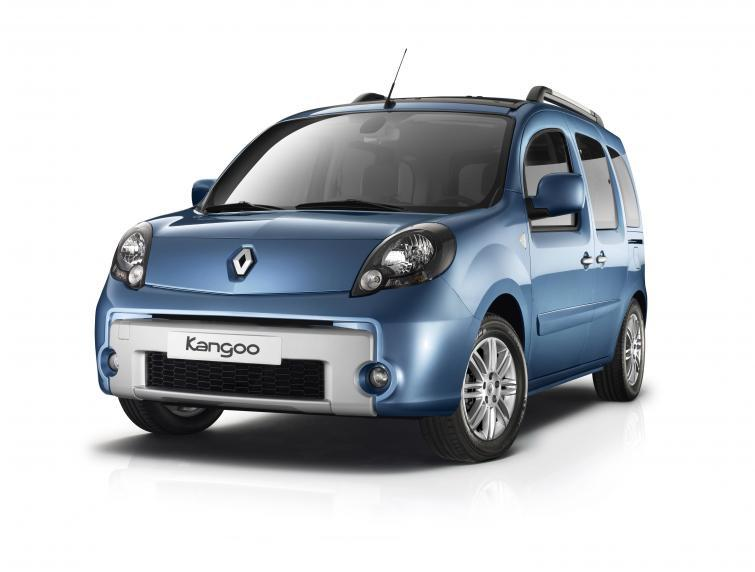 Renault Kangoo 2011 - nowe silniki i wyposażenie