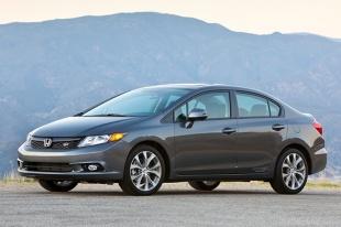 Honda Civic IX (2012 - teraz) Sedan