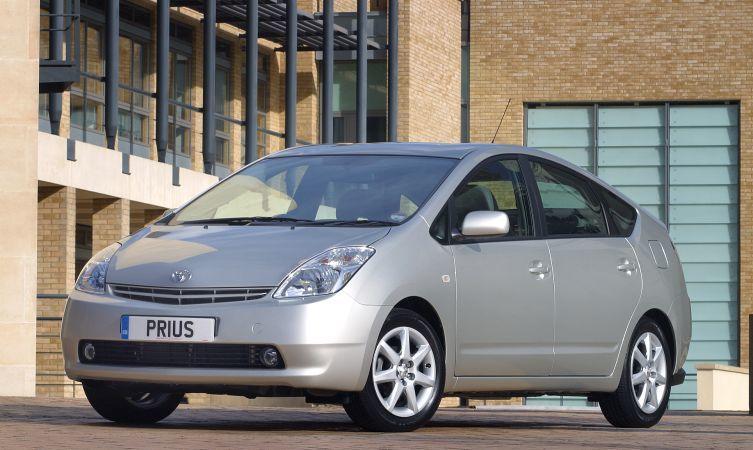 Toyota Prius II / Fot. Toyota