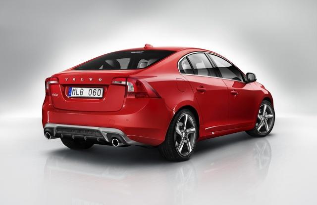 zdjęcie Volvo S60 R-Design