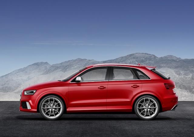 zdjęcie  Audi RS Q3