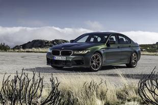 BMW M5 CS. Najmocniejsze auto w historii BMW M