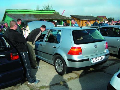 Fot. Leszek Małkowski: Pojawienie się nowej generacji VW Golfa nie powoduje drastycznego spadku cen poprzedniej wersji. Model ten stanowi jednak wyjątek od reguły.