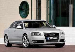 Audi A8 II (D3) (2002 - 2010) Sedan