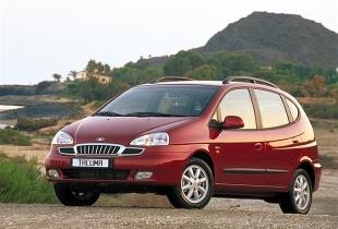 Daewoo Tacuma (2000 - 2008) MPV