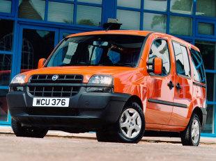 Fiat Doblo I (2000 - 2011) VAN