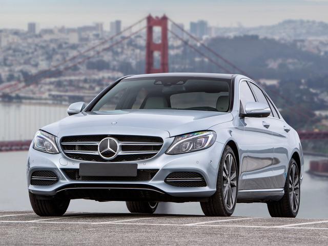 Mercedes C350e / Fot. Mercedes