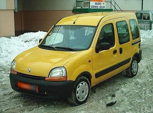 W superbly Renault Kangoo (1998 - 2003) UY65