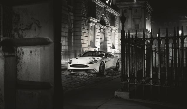 Aston Martin Vanquish Carbon Edition / Fot. Aston martin