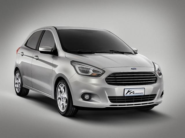 Ford Ka Concept Fot: Ford